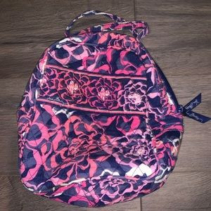 Vera Bradley lunch bag (EXCELLENT condition)